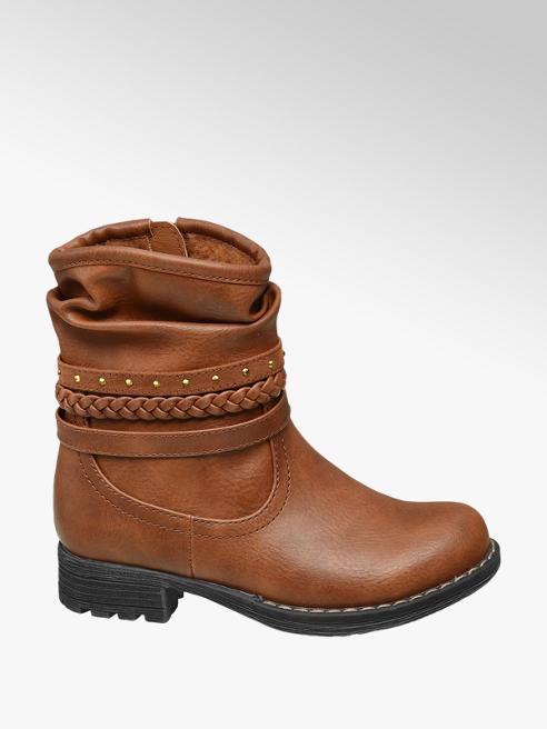 Cupcake Couture Bruine boot bandjes