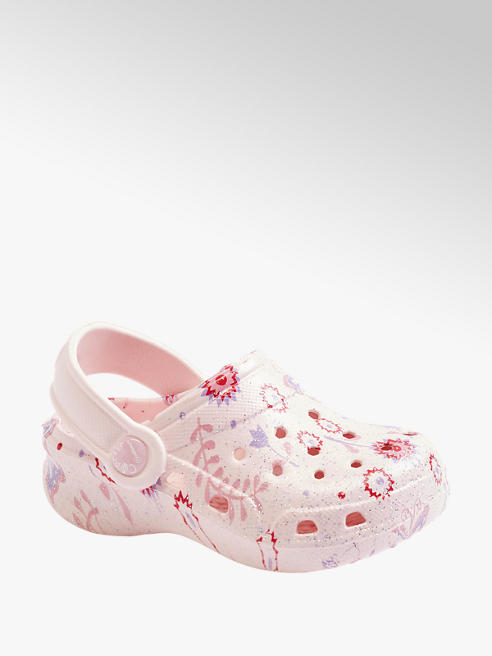 Cupcake Couture Clogs in Rosa