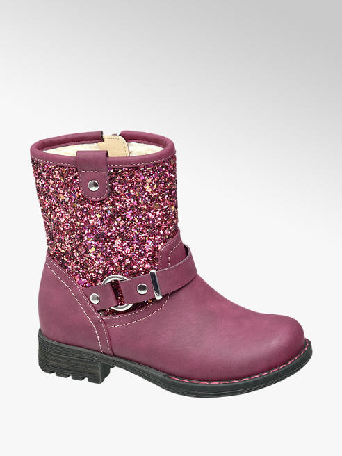 Cupcake Couture Gefütterte Boots in Lila