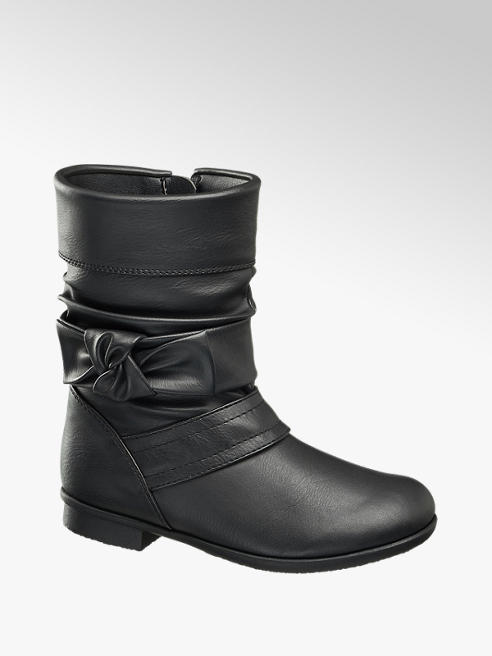 Cupcake Couture Toddler Girl Knot Detail Boots