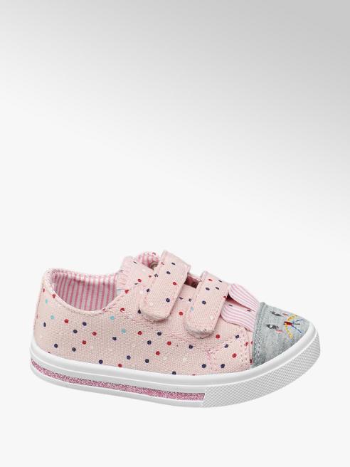 Cupcake Couture Roze klittenband schoen