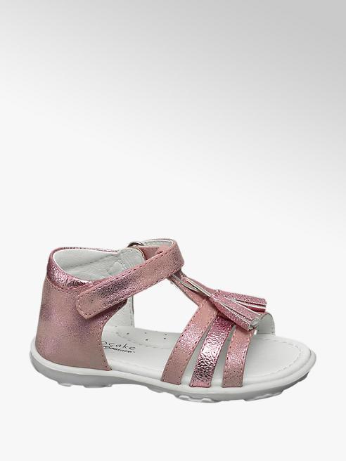 Cupcake Couture Roze sandaal metallic
