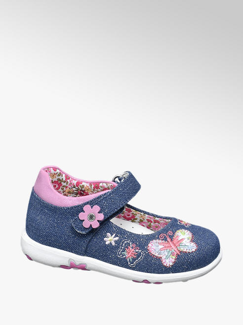 Cupcake Couture Toddler Girl Bar Shoes