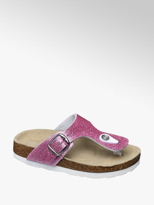 Cupcake Couture Toddler Girl Footbed Sandals