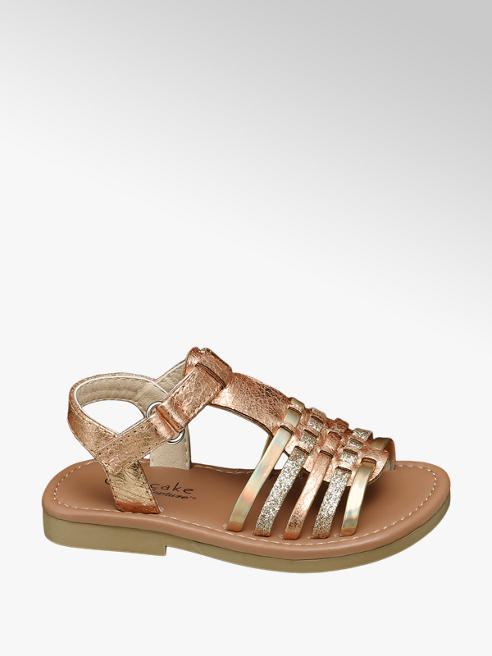 Cupcake Couture Toddler Girl Gladiator Sandals