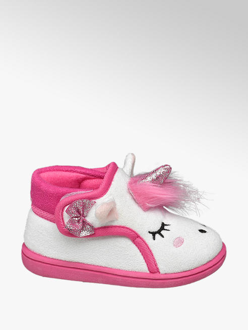 Cupcake Couture Toddler Girls Unicorn Slipper
