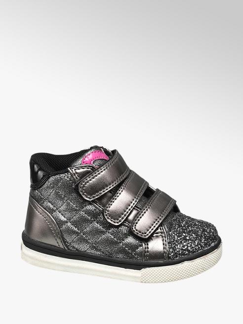 Cupcake Couture Zilveren sneaker metallic