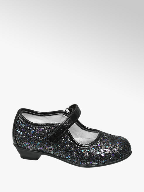 Cupcake Couture Zwarte ballerina glitters