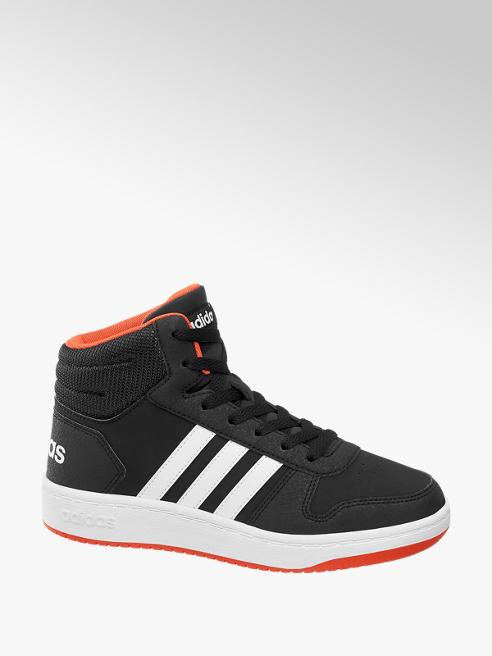 adidas sneakersy dziecięce adidas Hoop Mid 2.0