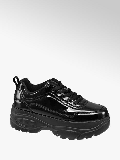 Venice Dad Sneaker Lack-Look Low
