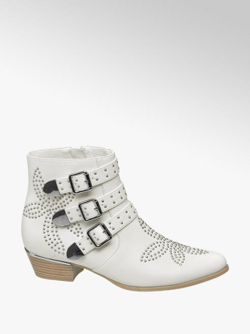 Catwalk Boots mit Nieten