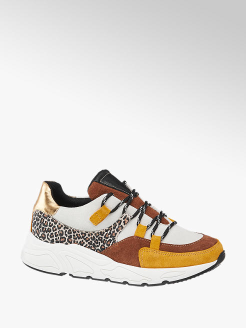 5th Avenue Chunky Sneakers