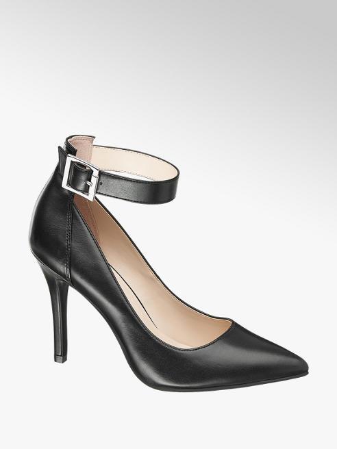 Graceland High Heels mit Fessel