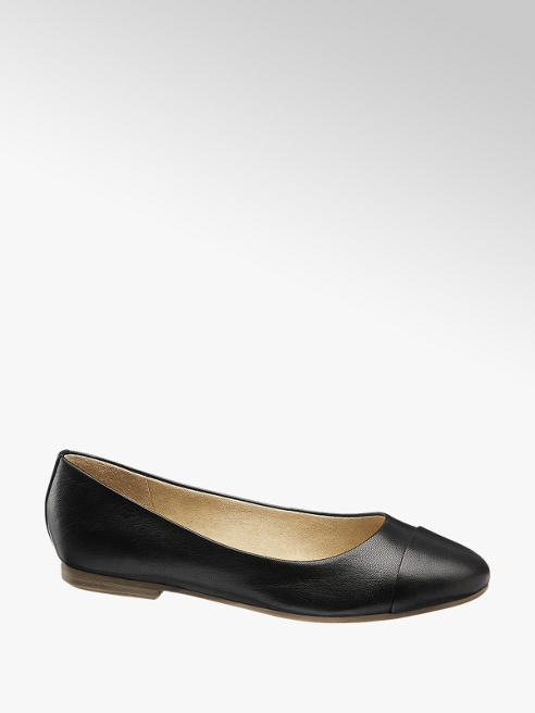 5th Avenue Leder Ballerinas