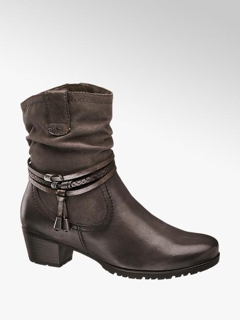 Medicus Leder Boots, Weite: H