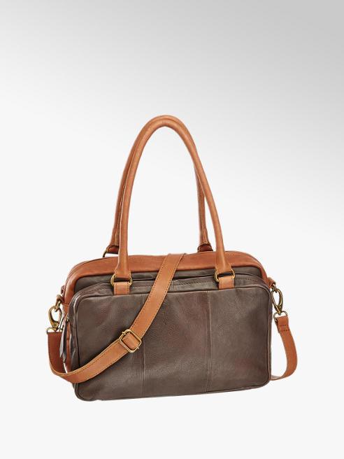 5th Avenue Leder Handtasche
