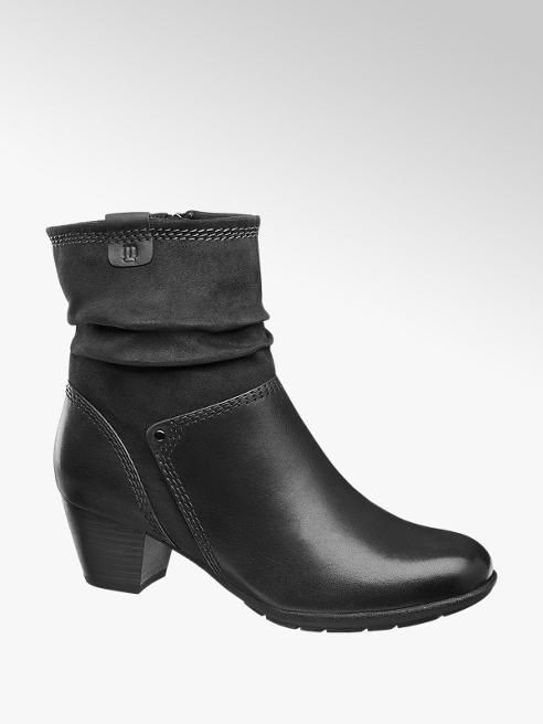 Medicus Leder Komfort Boots, Weite: G