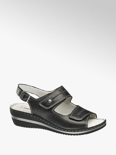 Medicus Leder Komfort Sandaletten, Weite: G