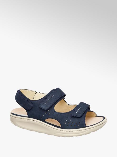 Medicus Leder Komfort Sandaletten, Weite: H