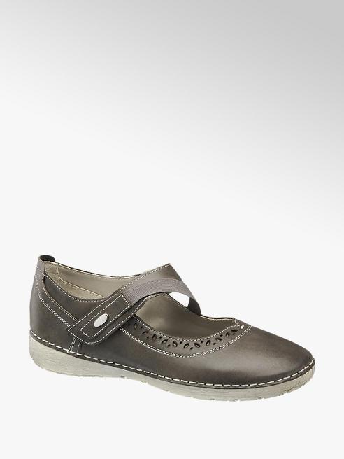 Easy Street Leder Komfort Slipper