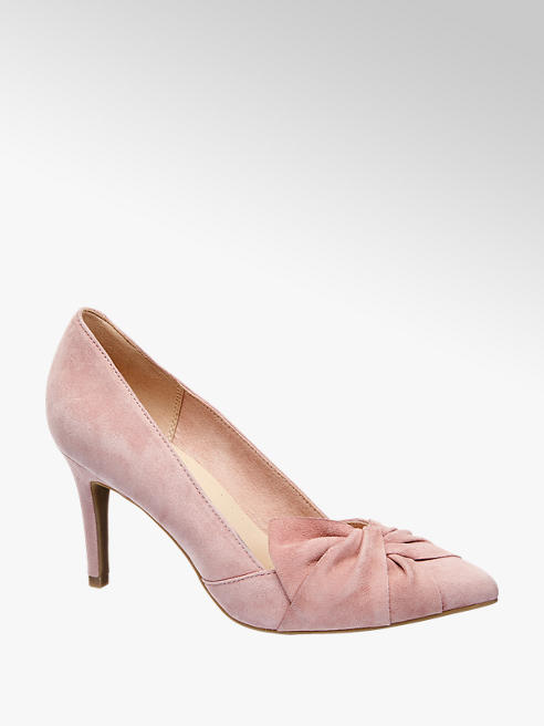 5th Avenue Leder Pumps