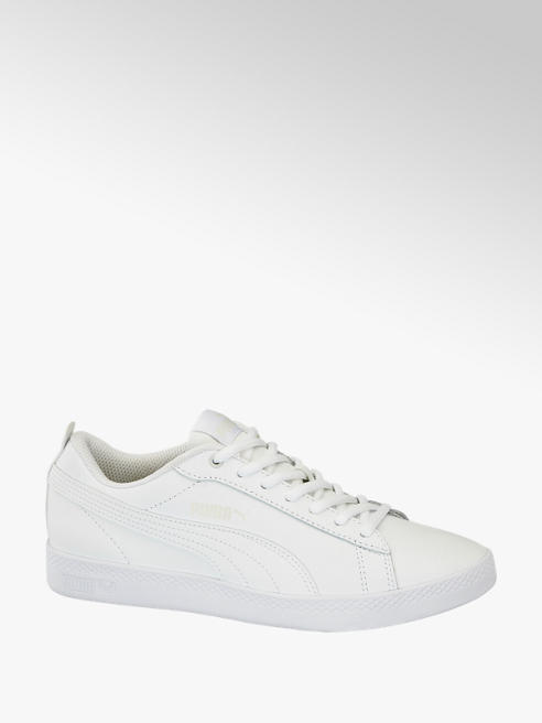 Puma Leder Sneakers SMASH V2 L