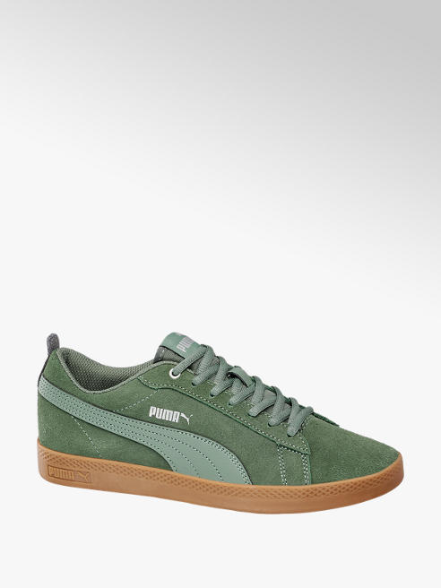 Puma Leder Sneakers SMASH
