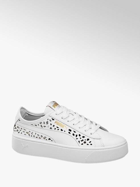 Puma Leder Sneakers VIKKY STACKED