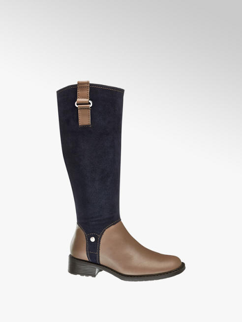 5th Avenue Leder Stiefel