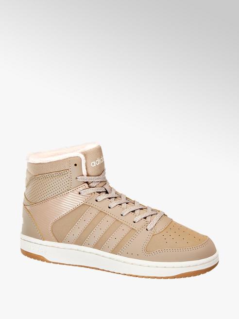 adidas Mid Cut Sneakers VS HOOPSTER MID W gefüttert