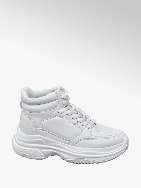 Venice Mid Cut Sneakers mit Plateau