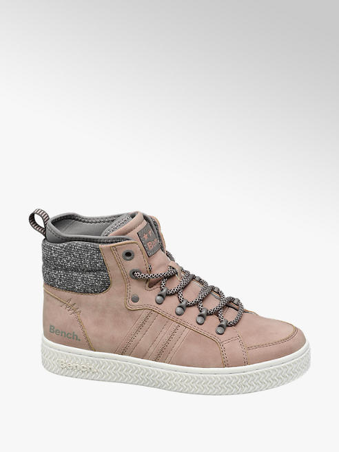 Bench Mid Cut Sneakers