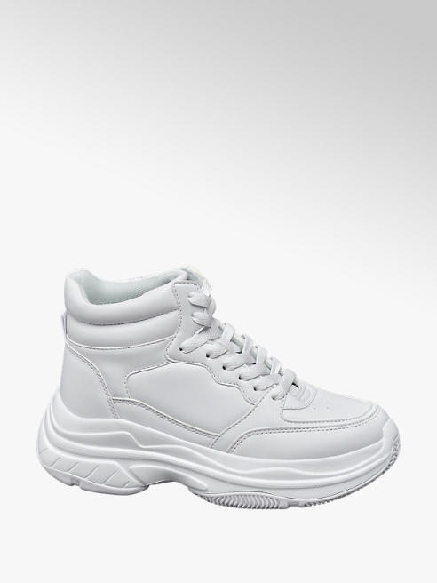 Venice Plateau Mit Cut Sneakers