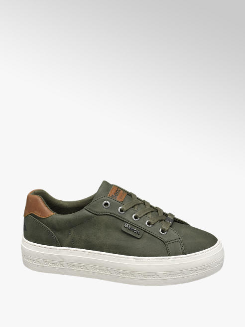 Bench Plateau Sneakers