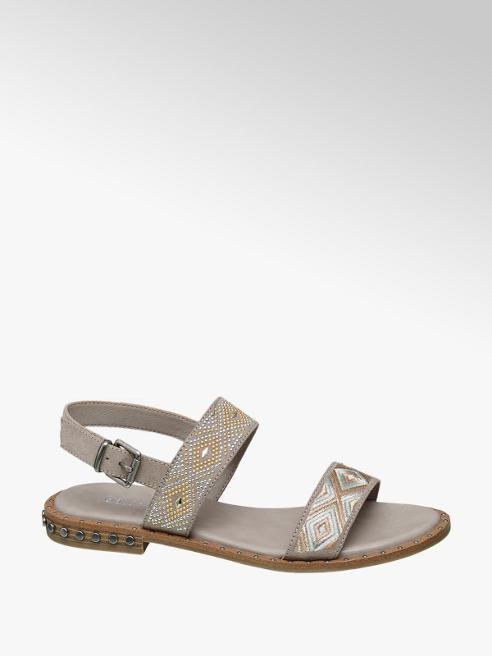 Graceland Sandalen mit Nieten-Dekor