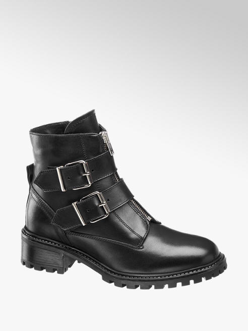 5th Avenue Schnallen Boots