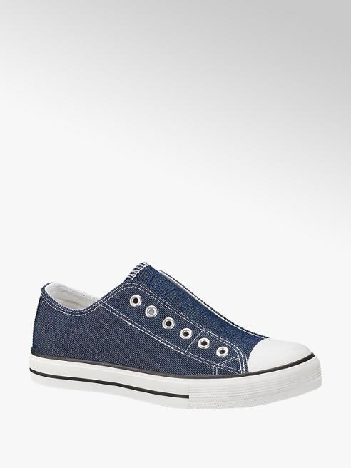 Vty Slip On Leinen Sneakers