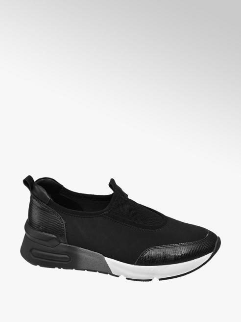 Venice Slip On Sneakers mit Plateau