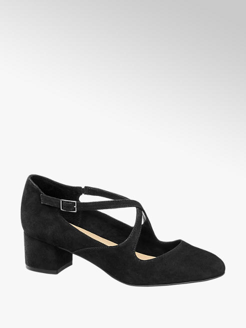 5th Avenue Spangen Pumps