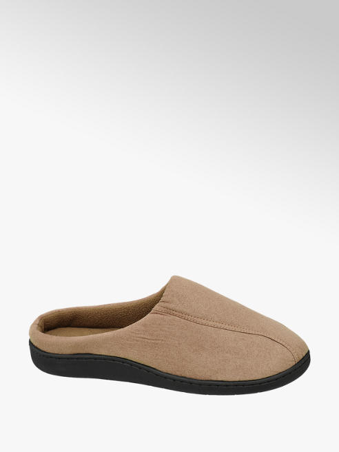 Mens Mule Slippers