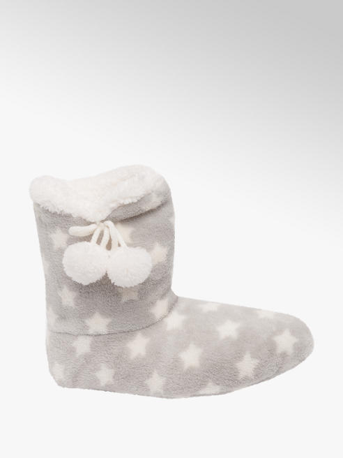 Ladies Soft Slipper Boots