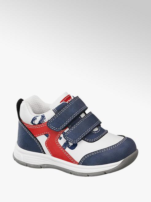 Bobbi-Shoes Detské poltopánky na suchý zips