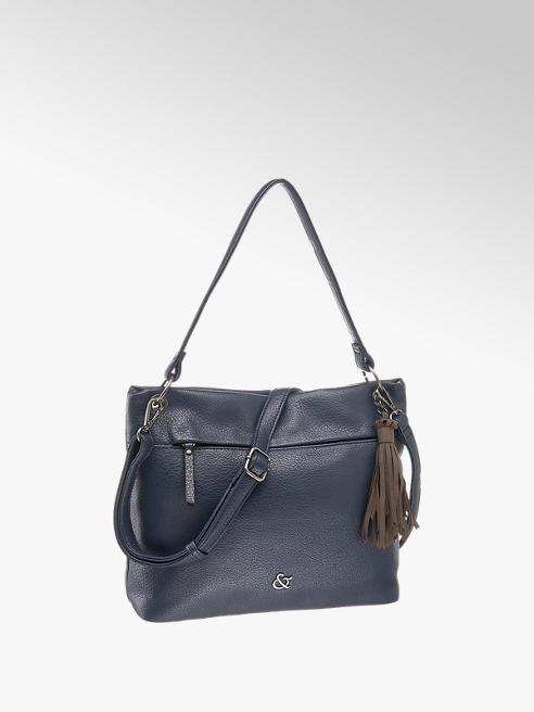 EDEL&STARK Handtasche in Blau