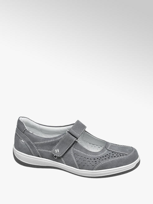 Easy Street Comfort Touch Fasten Shoe