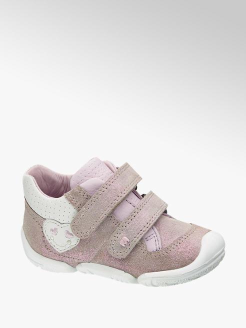 Elefanten Roze sneaker klittenband