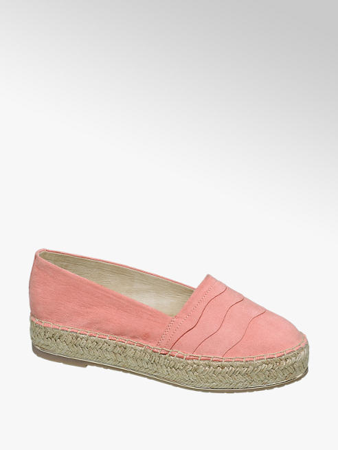 Star Collection Espadrile sa platformom