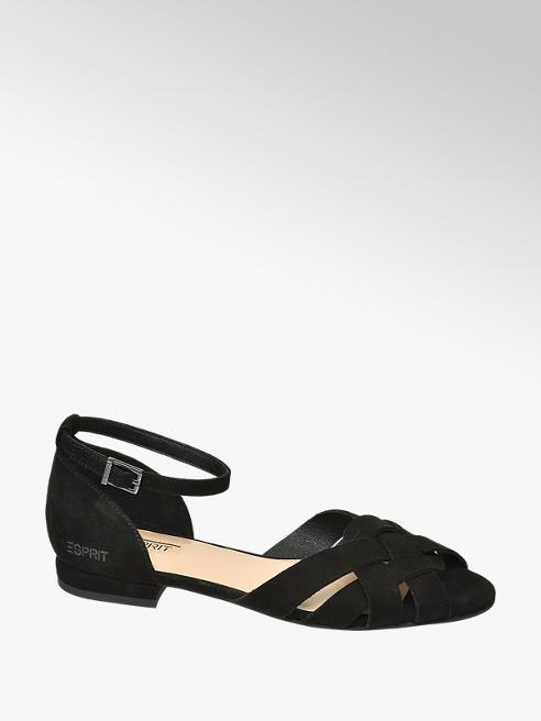 Esprit Sandalen in Schwarz mit Fessel