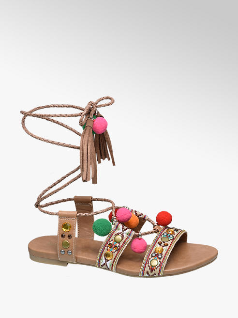 Catwalk Ethno Sandal