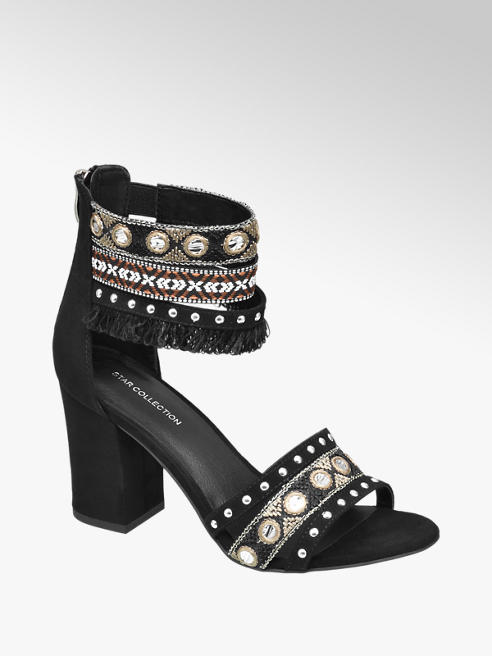Catwalk Etno sandale na petu