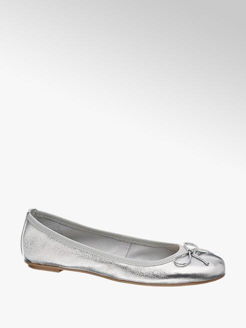 5th Avenue Ezüst balerina